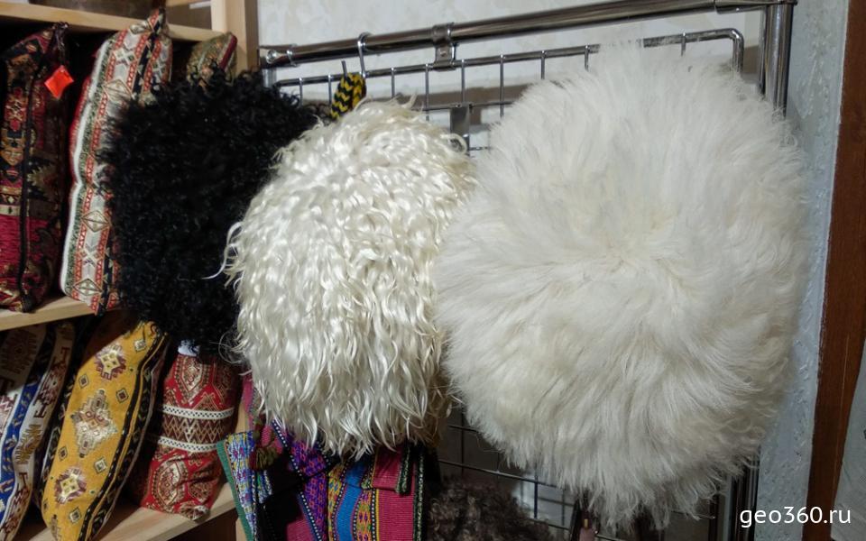 Папаха - сувенир из Дагестана